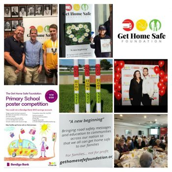 A snapshot of the Get Home Safe Foundation